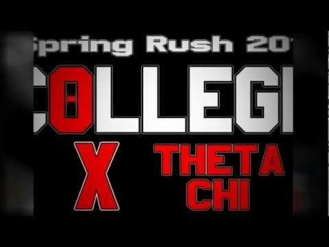 Theta Chi Spring Rush 2011 - UCSC