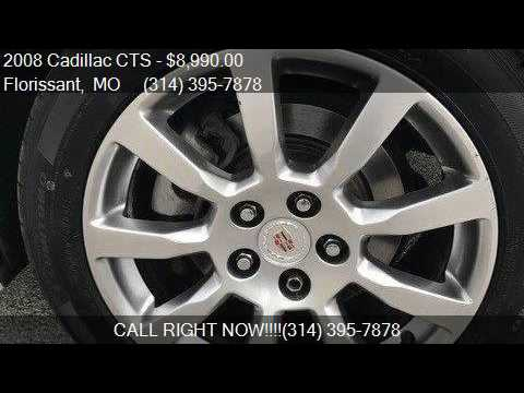 2008 Cadillac Cts For Sale In Florissant Mo 63033 At