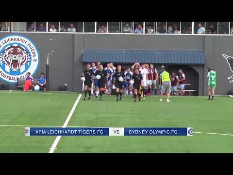 Highlights: Round 2 - APIA Leichhardt Tigers v Sydney Olympic FC -  NPL NSW Men's 2018