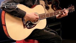 Martin Arts & Crafts OM-18 Orchestra Acoustic Guitar