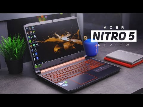 Acer Nitro 5 Review 2019! | The Cheapest 9th Gen Gaming Laptop Out!