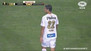Bryan Ruiz vs Independiente (28/08/2018)