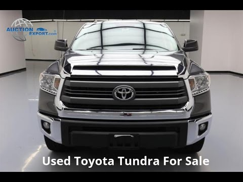 Used Toyota Tundra for Sale in USA, Shipping to United Arab Emirates