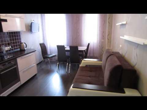Однокомнатная квартира в Казани с большой площадью и отличным ремонтом