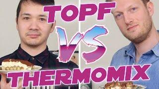Thermomix im Test: Das Duell in der Küche. Folge 2: Tiramisu HD