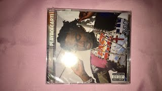Silent Unboxing: Playboi Carti - Self Titled Album CD