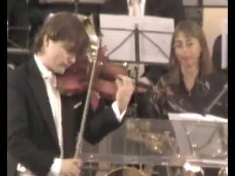 PAGANINIANA by Milstein, Manrico PADOVANI plays.
