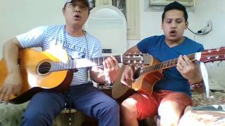 HANGIN - Asin - Cover By: Ruben & Harold