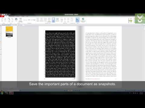 Soda PDF 3D Reader - Edit and read PDF files in 3D - Download Video Previews
