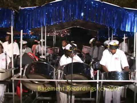 The Bradley Years - Pantonic Steel Orchestra 1999 - 2005