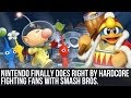 Super Smash Bros. Wii U/3DS - Nintendo finally does right by hardcore fighting fans with Smash Bros.
