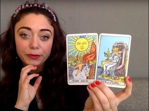 Gemini March 2018 - GO FOR IT! INTUITION IS ON!