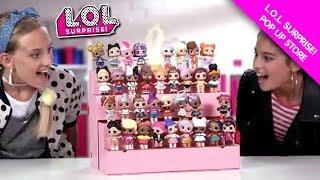 Giochi Preziosi | L.O.L. Surprise! Pop Up Store