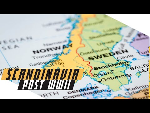 Scandinavia after World War 2 - Road to NATO DOCUMENTARY