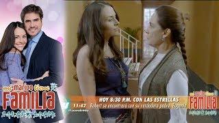 Mi marido tiene familia | Avance 21 de junio | Hoy - Televisa