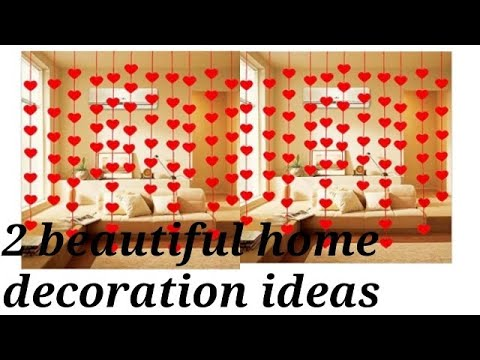 DIY! wedding, birthday,home  decoration ideas,