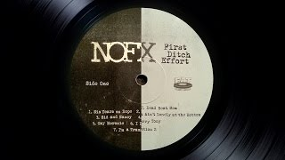 NOFX - First Ditch Effort (Full Vinyl)