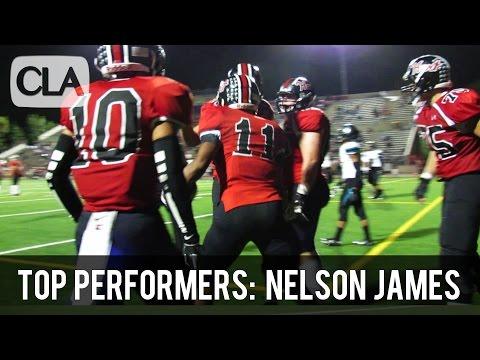 Nelson James Highlights 5