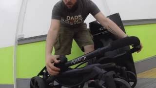 iCandy Strawberry 2 buggy review   The Dad Network TV