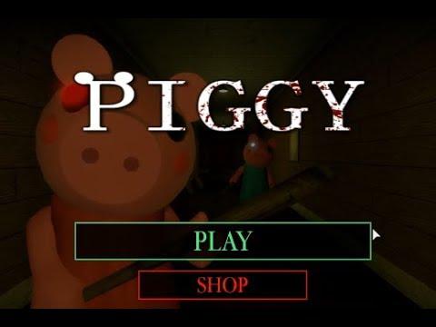 Piggy - Chapter 1 ESCAPE - Roblox Horror