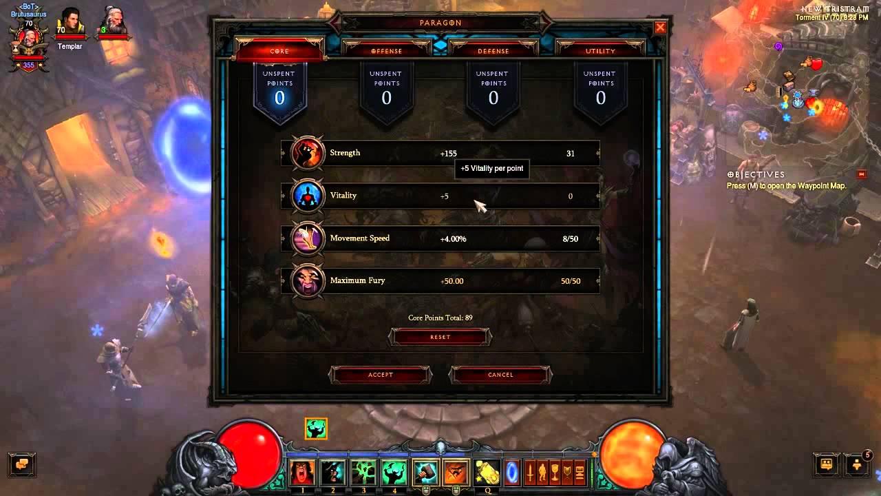 Diablo 3 - Barbarian Best Build (RoS patch 2 0 6)