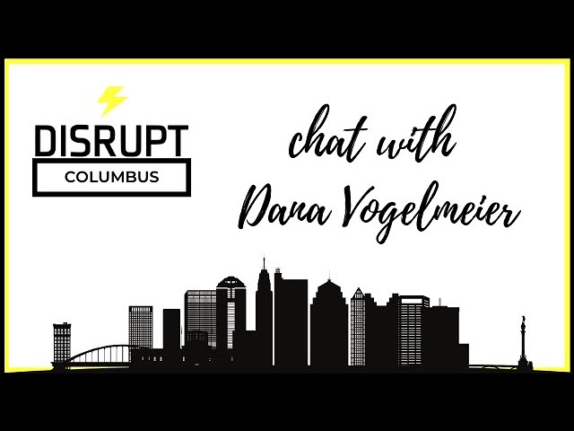 DisruptHRCbus Chat with Dana Vogelmeier