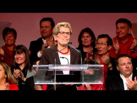 March 22, 2014 - The Premier speaks to the Ontario Liberal Party at the 2014 Annual General Meeting