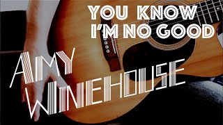You Know I'm No Good (Amy Winehouse) - Benjamin Sabbah - Fingerstyle Guitar