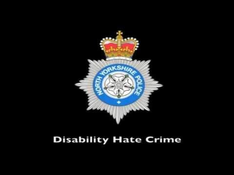 North Yorkshire Police - Disability Hate Crime