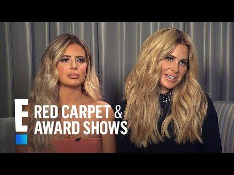Kim Zolciak-Biermann Talks Divorce Rumor and Kroy's Career | E! Live from the Red Carpet
