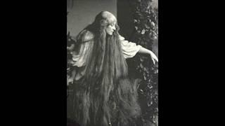 Debussy accompanying Mary Garden 1904 Act III Pelléas et Mélisande (opera)