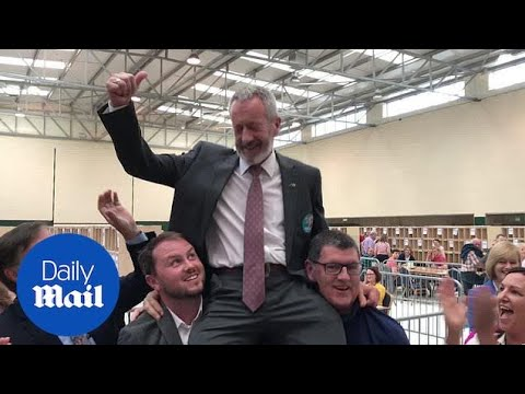 Sean Kelly elected for Ireland South in European elections