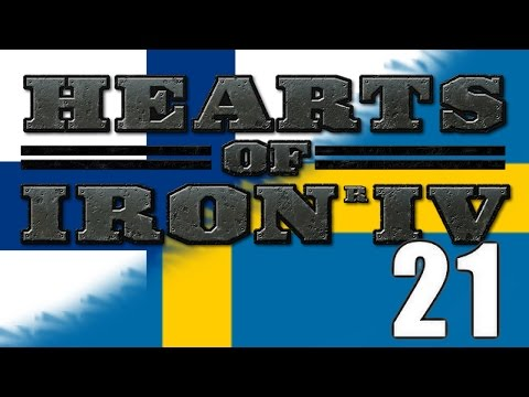 Hearts of Iron IV: Part 21 - WHERE IS THE SWEDISH NAVY?!