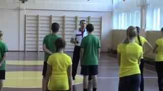 Урок физкультуры, Самодин_С.У., 2012