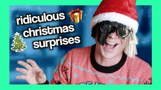 My Ridiculous Christmas Surprises | Tyler Oakley