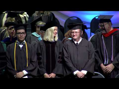 Spring Commencement 05-03-2018 7:45 pm