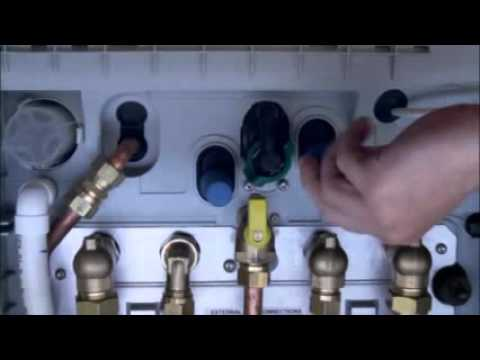Glow worm Ultracom2 Filling Loop Access All Areas technical videos ...