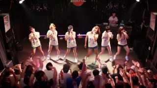 2013-5/14(Tue) lyrical school フライングゲットライブ@新宿MARS 2013-...