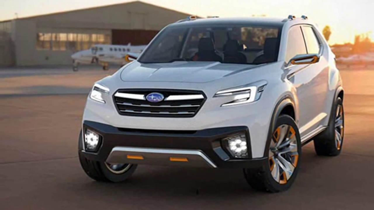 Subaru Tribeca 2018 Review Rendered Price Specs Release Date Youtube