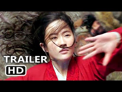 MULAN Official Trailer (2020) Disney New Movie HD