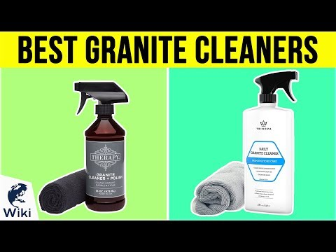 10 Best Granite Cleaners 2019