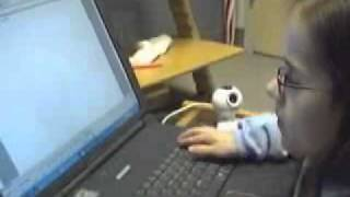 Perfect Touch Typing leads to Fast keyboarding for Blind Student