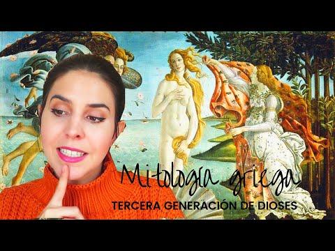 mitología-griega:-tercera-generación-de-dioses-(parte-2)-||-rebeca-garrido