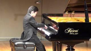 Ray Ushikubo Scarlatti Sonata K141