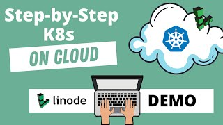 Step by Step Application Deployment on LKE using Helm | Kubernetes on Cloud (2/2)