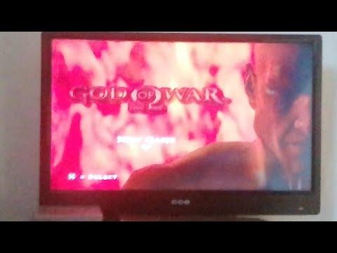 God Of War 1 Ate Zerar + Challenge Of The Gods(com Glitche)