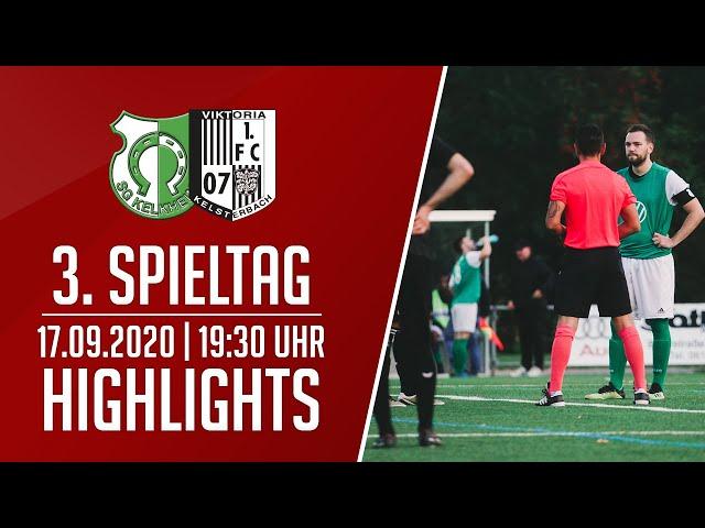 SG Kelkheim - Viktoria Kelsterbach | Highlights | 17.09.2020