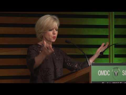 Heather Hiscox, Trillium Emcee, Opening Remarks