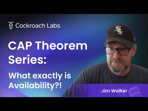 CAP Theorem Tutorial Series - What is Availability?