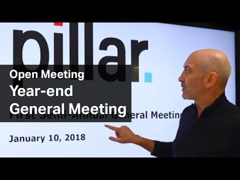 Year-end Pillar LIVE General Meeting